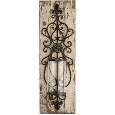 Hurricane Candle Wall Sconces Wall Sconces U0026 Candle Chandeliers Pier 1 Imports