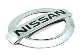 nissan logo nissan genuine almera front emblem badge logo for bonnet hood