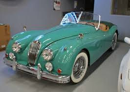 antique jaguar 1956 jaguar xk 140 roadster heacock classic insurance
