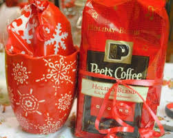 peet u0027s holiday blend for christmas