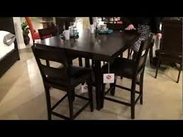 bm dining room dining table sets rio cheap dining 5 pc pendleton square counter height dining table set standard cady