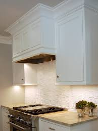 Kitchen Range Hood The Hidden Range Hood Helps The Open Kitchen Blend Easily With The
