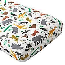 savanna safari crib bedding the land of nod