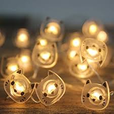 battery operated string lights cat 20 count with