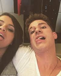 charlie puth uk selena gomez and charlie puth post cute photos fueling dating