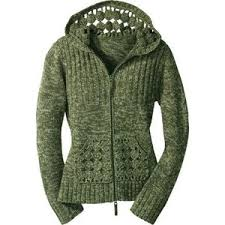 cabela s s crocheted cardigan hoodie s sweaters