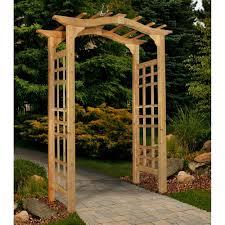 lowes wedding arches arbors garden arbors and trellises lowe s canada