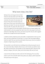 primaryleap co uk reading comprehension where is the indus