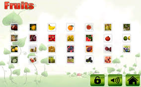 fruit veg shape color for kids android apps on google play