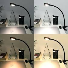 clip on bed light reading light for bed headboard ed ex me