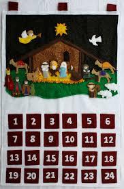 nativity advent calendar wow january preorderfelt religious advent calendar by