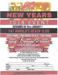 how 2 events 50 years new year s events 2018 harolds club