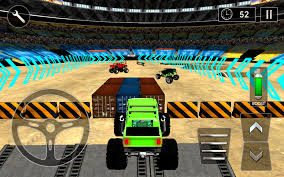 monster truck video game monster truck derby racing 3d android apps on google play