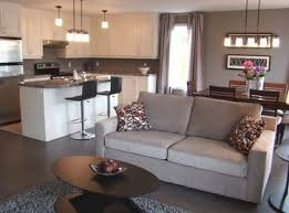 interior design for small living room and kitchen open wall concept open concept living dining kitchen aire
