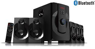 Famosos AS-595BL-Speaker4.1 5.1-SATE #RS74