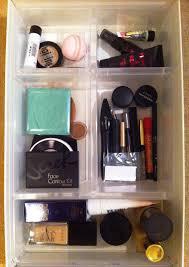 beauty box ikea helmer makeup storage idea