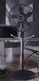 18 4 speed stand fan with remote control model s18601 4 speed oscillating adjustable 18 fan with remote control