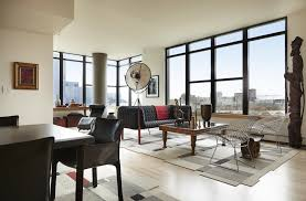 Reinvention Of An Industrial Loft Art And Soul An Artist S Downtown Minneapolis Loft Comes To Life