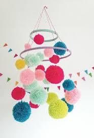 lustre chambre d enfant comment faire un pompon guide et applications exceptionnelles