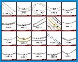chain necklace style images Amazing types of necklace chain styles thecolorbars jpg