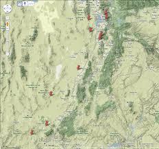 Utah State University Map by Tick Survey