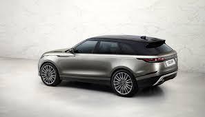update new range rover velar suv revealed cars co za