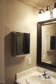 Bathroom Paper Towel Holder Angie Cute Idea For Your Guest To - Paper towel holder bathroom