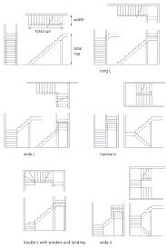 stairs types of stair designs arch details walls doors and