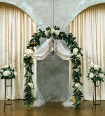 Wedding Arch Greenery Houston Lifestyles U0026 Homes Magazine Memorable Weddings Kendall