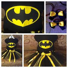 Batgirl Halloween Costume Accessories 25 Batman Tutu Ideas Super