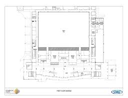 first floor meeting rooms