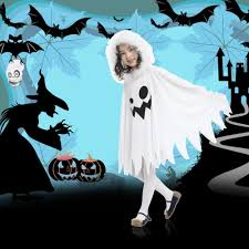 Kids Ghost Halloween Costume Online Buy Wholesale Kids Ghost Costumes From China Kids Ghost