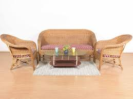 Used Sofa In Bangalore Rafael Bamboo 5 Seater Sofa Set Buy And Sell Used Furniture And