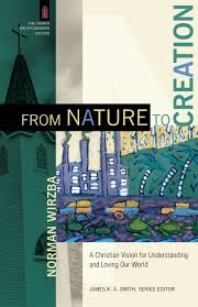 from nature to creation a christian vision for understanding and