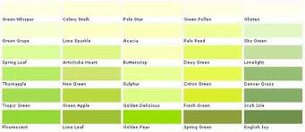 green accent paint colors by isabel d colours pinterest