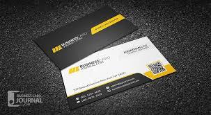 120 elegant free business card psd templates uibrush