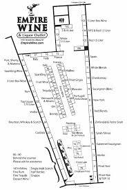 Map Store Empire Wine U0026 Liquor Store Shelf Locator Map