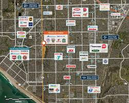 Central Park Zoo Map Newland Center Huntington Beach Ca 92648 U2013 Retail Space
