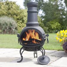 Wilko Garden Furniture 40 La Hacienda Verano Chimenea Medium At Wilko Com Garden
