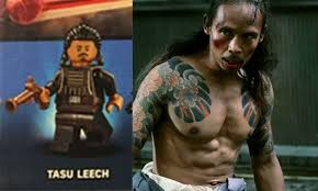 film gangster yayan wars rumors is lego minifig tasu leech the raid s yayan ruhian