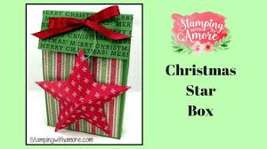 christmas star box two tutorials in one how to create the star