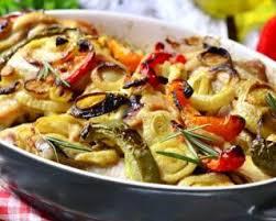 recette cuisine d été recette de cuisses de poulet et légumes d été rôtis au four