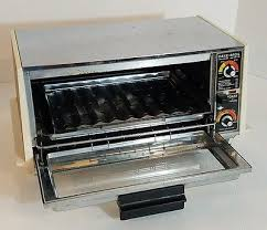 Proctor Silex Toaster Oven Broiler Vintage Toaster Oven Zeppy Io