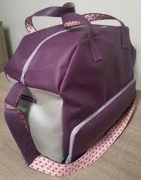 patron sac cuir gratuit sac à langer en simili cuir les bricoles d u0027anne cé