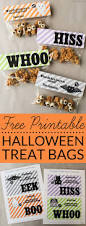 free printable halloween flyers free printable halloween goodie bag toppers bren did