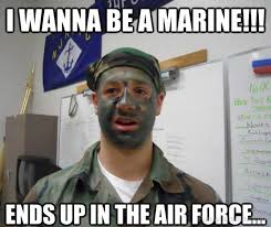 Funny Marine Memes - funny air force pictures i wanna be a marine