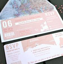 wedding invitation bundles boarding pass wedding invitation bundle boarding pass creative