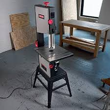 14 Band Saw Review Fine Woodworking by Craftsman 14 Inch Band Saw