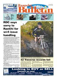 1621 100516 ruapehubulletin by ruapehu bulletin issuu