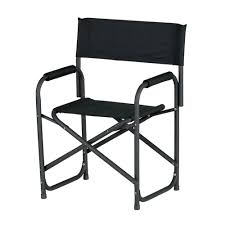 The Directors Chair On The Set Amazon Com E Z Up Directors Chair Tall Black Ez Up Chair